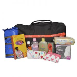 Ninekay Pre-packed maternity hospital bag-0