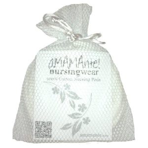 100% cotton Breast Pads-3065