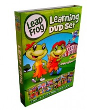 LeapFrog Learning DVD set-0