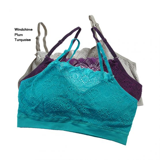 Coobie Lace Coverage Bra-3224